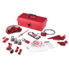 Master Lock Safety Series™ Personal Lockout Kits MST 470-1457VE3KA