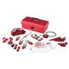 Master Lock Safety Series™ Personal Lockout Kits MST 470-1457VE410KA