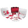Master Lock Safety Series™ Group Lockout Kits MST 470-1458VE410