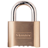 Master Lock No. 175 Combination Brass Padlocks MST 470-175