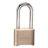 Master Lock No. 175 Combination Brass Padlocks MST 470-175LH
