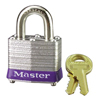 Master Lock No. 3 Laminated Steel Pin Tumbler Padlocks MST 470-3D