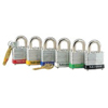 Master Lock Steel Body Safety Padlocks MST 470-3YLW