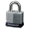 Master Lock No. 3 Laminated Steel Pin Tumbler Padlocks MST 470-3UP
