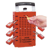 Master Lock Safety Series™ Latch Tight™ Lock Boxes MST 470-503RED