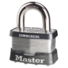 Master Lock No. 5 Laminated Steel Pin Tumbler Padlocks MST 470-5D
