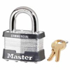 Master Lock Laminated Padlocks Keyed Alike Key Code 0303 MLK 470-5KA-0303