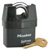 Master Lock Pro Series® High Security Padlocks-Solid Iron Shroud MST 470-6327