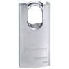 Master Lock Pro Series® High Security Padlocks-Solid Steel MST 470-7035