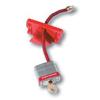 Master Lock Safety Series™ Circuit Breaker Switch Padlocks MST 470-7C5RED