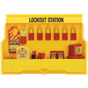 Master Lock Safety Series™ Lockout Stations MLK 470-S1850E1106