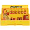 Master Lock Safety Series™ Lockout Stations MST 470-S1850E410