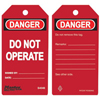 Master Lock Guardian Extreme™ Safety Tags MLK 470-S4046