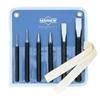 Mayhew Tools 6 Piece Punch & Chisel Kits MYH 479-61005