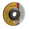 Carborundum Depressed Center Wheel, 4 1/2 In Dia, 1/8 In Thick, 5/8 In Arbor, 24 Grit ORS 481-05539502839