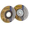Carborundum Depressed Center Wheel, 4 1/2 In Dia, 1/4 In Thick, 5/8 In Arbor, 24 Grit Alum. ORS 481-05539502843