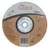 Carborundum Depressed Center Wheel, Type 27, 5 In Dia, 1/4 In Thick, 5/8 In Arbor, 24 Grit ORS 481-05539502847