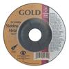 Carborundum Depressed Center Wheel, 6 In Dia, 1/4 In Thick, 24 Grit Aluminum Oxide ORS 481-05539502849