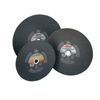 Carborundum Cut-Off Wheel, Long Life, 20 In Dia, 5/32 In Thick, 24 Grit Aluminum Oxide ORS 481-05539507067