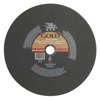Carborundum Cut-Off Wheel, Long Life, 14 In Dia, 3/32 In Thick, 36 Grit Aluminum Oxide ORS 481-05539507086