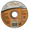 Carborundum Carbo™ Goldcut Reinforced Aluminum Oxide Abrasives, Type 1, 4 1/2 X 3/32 X 7/8, 60 Grit ORS 481-05539527225