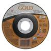 Carborundum Carbo™ Goldcut Reinforced Aluminum Oxide Abrasives, Type 27, 4 1/2 X .045 X 7/8, 30 Grt ORS 481-05539561551