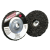 Carborundum Depressed Center Wheels, 4.5 X 7/8, Extra Coarse S/C, 12000 RPM, Silicon Carbide ORS 481-05539562615