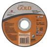 Carborundum Carbo™ Goldcut Reinforced Aluminum Oxide Abrasives, Type 1, 5 X .045 X 7/8, 60 Grit ORS 481-05539563953