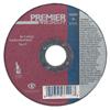 Carborundum Cut-Off Wheel, 4 1/2 In Dia, 1/8 In Thick Zirconia/Alum. Oxide ORS 481-05539566206
