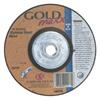 Carborundum Depressed Center Wheel, 7 In Dia, 1/4 In Thick, 5/8 In Arbor, 24 Grit ORS 481-05539570195