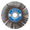 Merit Abrasives High Performance Flap Wheels, 3 1/2 In X 1 1/2 In, 60 Grit, 12,000 RPM MER 481-08834122013