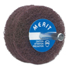 Merit Abrasives Abrasotex Disc Wheels, 3 X 1, Fine MER 481-08834131557