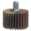 Merit Abrasives High Performance Mini Flap Wheels W/1/4-20 Thread,1 5/8X1,80 Grit,25,000 RPM MER 481-08834132016