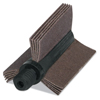 Merit Abrasives Aluminum Oxide B-4 Series Bore Polishers, 80 Grit, 20,000 RPM MER 481-08834154101