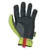 Mechanix Wear Hi-Viz Fastfit Gloves, X-Large, Hi-Viz Orange MCH 484-SFF-99-011