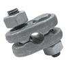 CM Columbus McKinnon Mid-Grip Wire Rope Clips, 5/8 In, Galvanized ORS 490-M2551