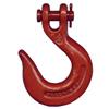 CM Columbus McKinnon Grade 63 Clevis Slip Hooks ORS 490-M904A