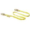 Honeywell Manyard® Shock-Absorbing Lanyards 493-216WLS/10FTYL