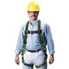 Honeywell Duraflex Stretchable Harness, Back, Side D-Rings, Universal FND 493-E650-58/UGN