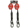 Miller by Sperian Twin Turbo™ Fall Protection Systems 493-MFLB-3-Z7/6FT