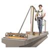 Miller by Sperian SkyGrip™ Temporary Horizontal Lifeline Systems MLS 493-SGC/120FT