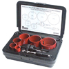 M.K. Morse Master Cobalt® Variable Pitch Hole Saw Kits MKM 497-AV02E