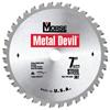 M.K. Morse Metal Devil™ Circular Saw Blades MKM 497-CSM754AC