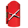 Spring Creek Saddle Marking Guides, 2 1/2 In X 1.78 In ORS 499-47022