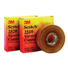 3M Electrical Scotch® Varnished Cambric Tapes 2520 ORS500-04835