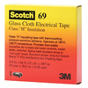 3M Electrical Scotch® Glass Cloth Electrical Tapes 69 ORS 500-09910