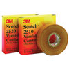 3M Electrical Scotch® Varnished Cambric Tapes 2510 ORS 500-10711