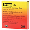 3M Electrical Scotch® Glass Cloth Electrical Tapes 27 ORS 500-054007-15066