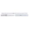 ruler: Mitutoyo - Series 182 Steel Rulers, 12 In, 4R, Wide, Stainless Steel, Rigid
