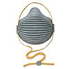 Moldex Airwave N95 Disposable Particulate Respirators, Mouth; Nose, M/L, 8/Bx MLD 507-4800